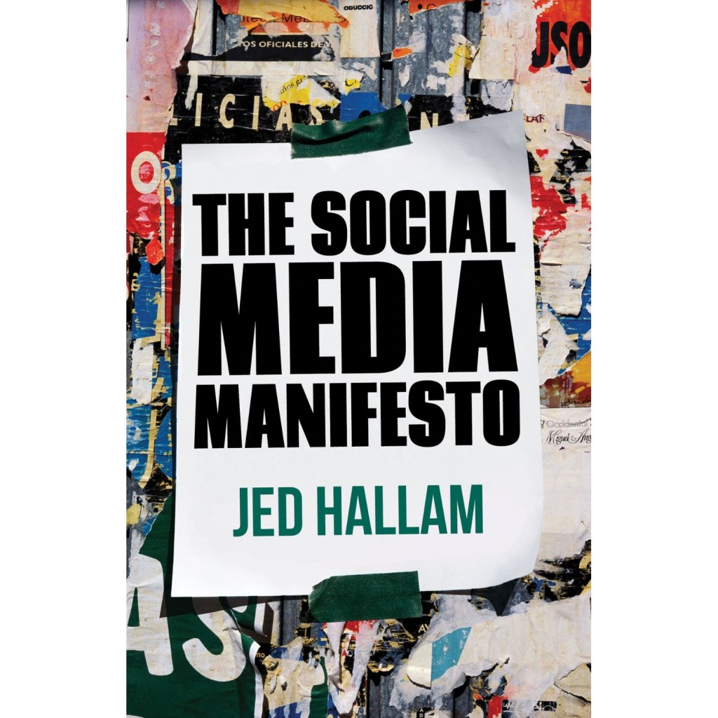 Jed Hallam Social Media Manifesto book cover